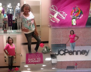Sponsored Post: JC Penny First Day Look