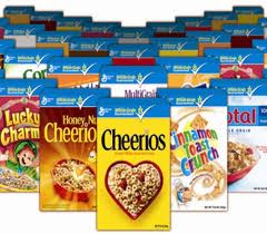 Publix: Almost Free General Mills Cereal