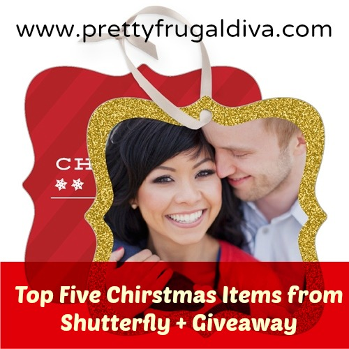 Sponsored: Top 5 Chirstmas Items from Shutterly + Giveaway