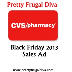 CVS Black Friday 2013 Sales Ad