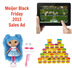 Meijer Black Friday 2013 Sales Ad