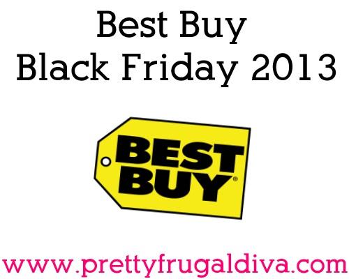 Best Buy Black Friday 2013 Sales Ad