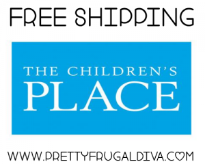The Childrens Place Cyber Monday 2013 Sales