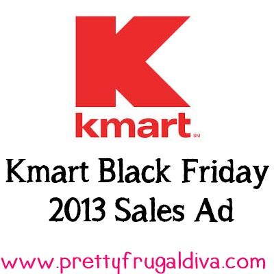 K-mart Black Friday 2013 Sales Ad