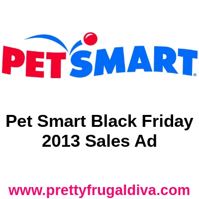 Petsmart Black Friday 2013 Sales Ad