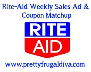 Rite-Aid Weekly Sales Ad & Coupon Matchups 2/2 – 2/8