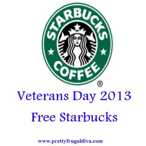 Veterans Day: Free Coffee