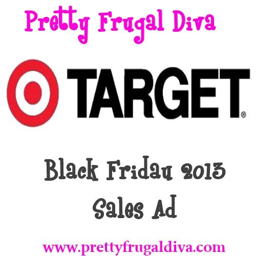 Target Black Friday 2013 Sales Ad