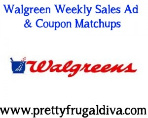 Walgreens Weekly Coupon Matchup 3/22 – 3/28