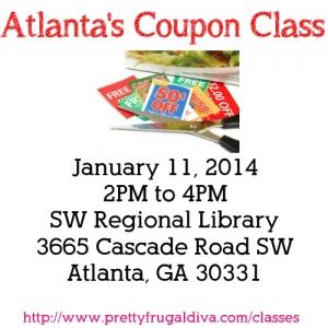 Atlantas Coupon Class