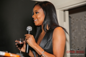 Diva on the Go: Gabrielle Union at Being Mary Jane Wrap Party