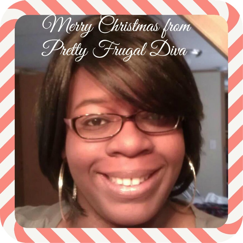 Merry Christmas from Pretty Frugal Diva