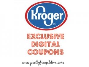 Kroger Digital Coupon : $25 off $50 Order till 4/4/14