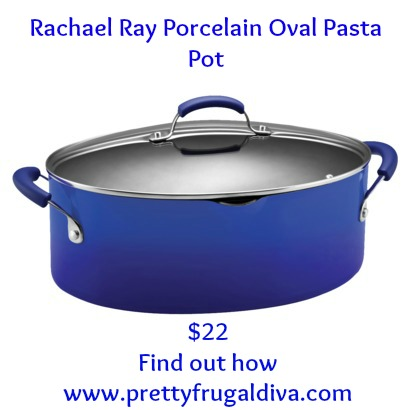 Target: Rachael Ray Pasta Pot for $22