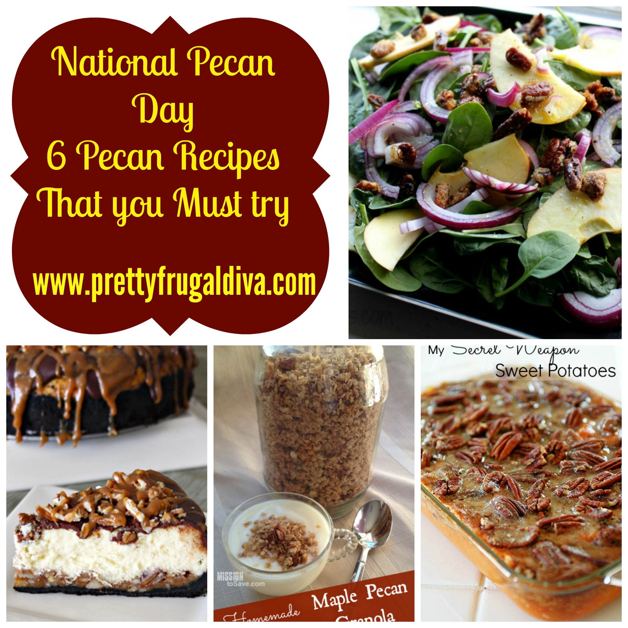 National Pecan Day: 6 Recipes You Should Try