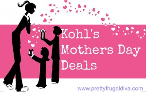 Kohl's Mothers Day Ad 2014