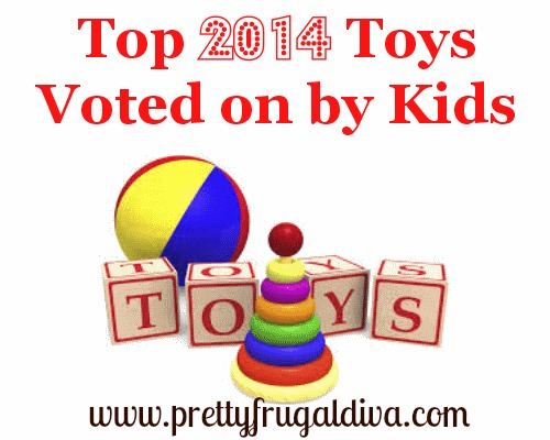 Top 2014 Toy Voted on By Kids