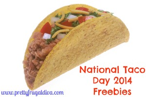 National Taco Day 2014 Freebies
