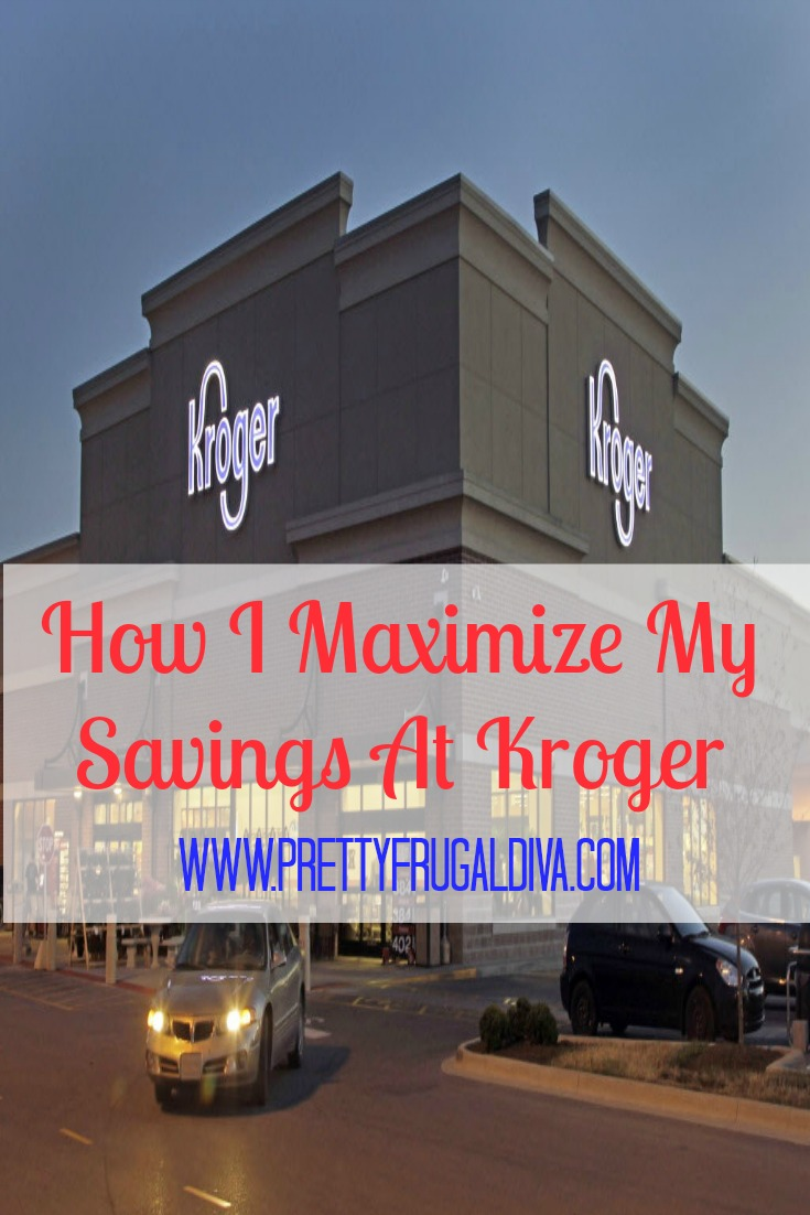 How I Maximize My Savings At Kroger