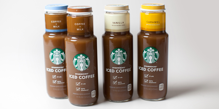 CVS: Starbucks Iced Coffee FREE + $1.25 MM