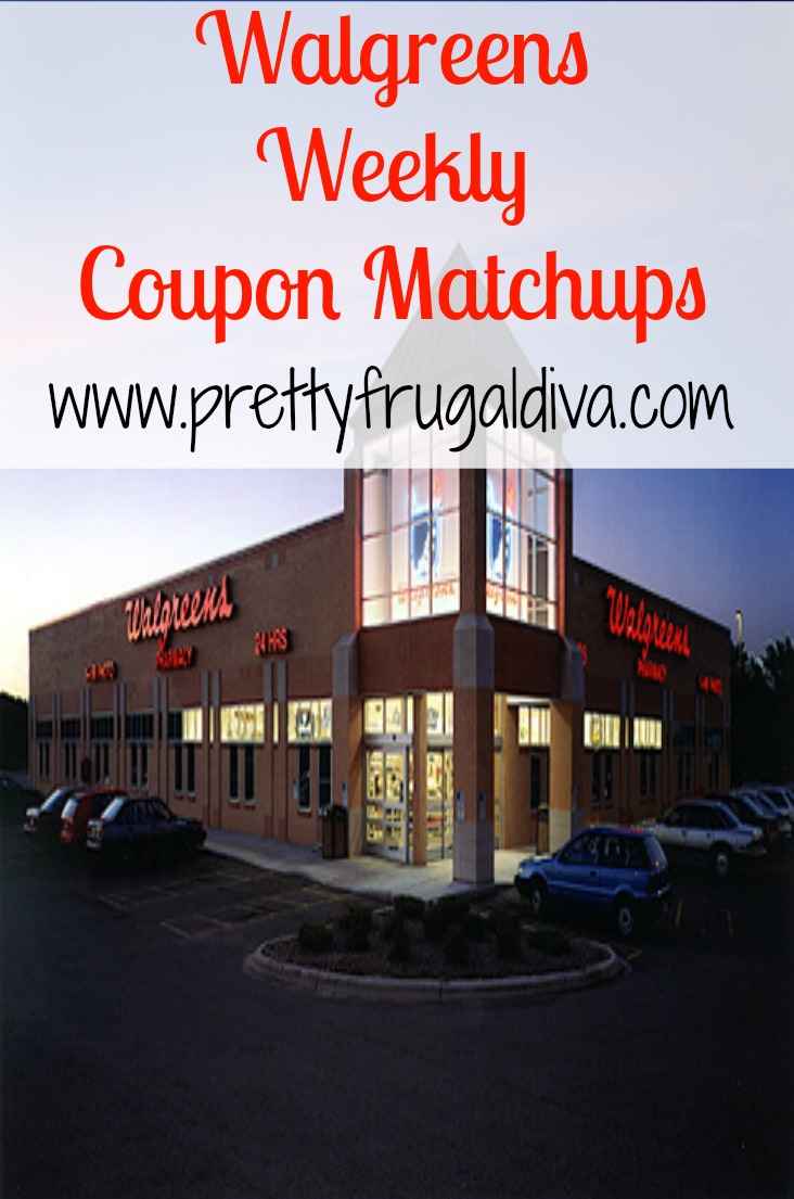 Walgreens Weekly Coupon Matchup 7/12 – 7/18