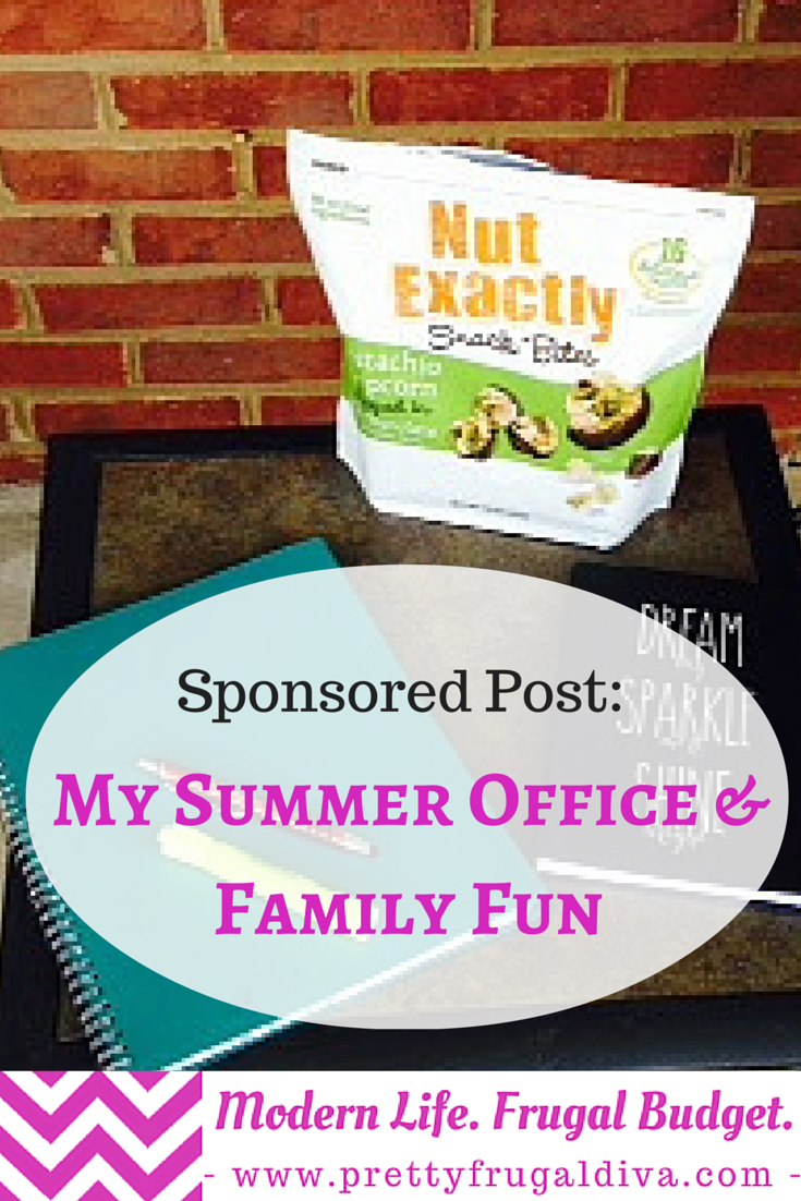 Sponsored Post: Summer Office & Family Fun