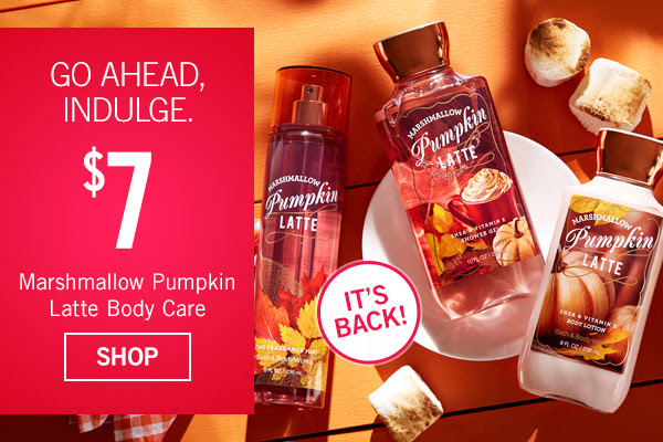 bath and body works all scents 2015