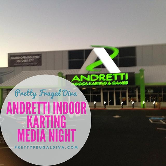 Andretti Indoor Marietta Media Night