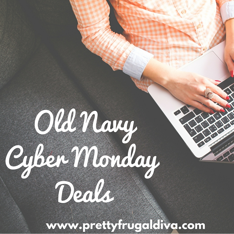 2015 Old Navy Cyber Monday Deal