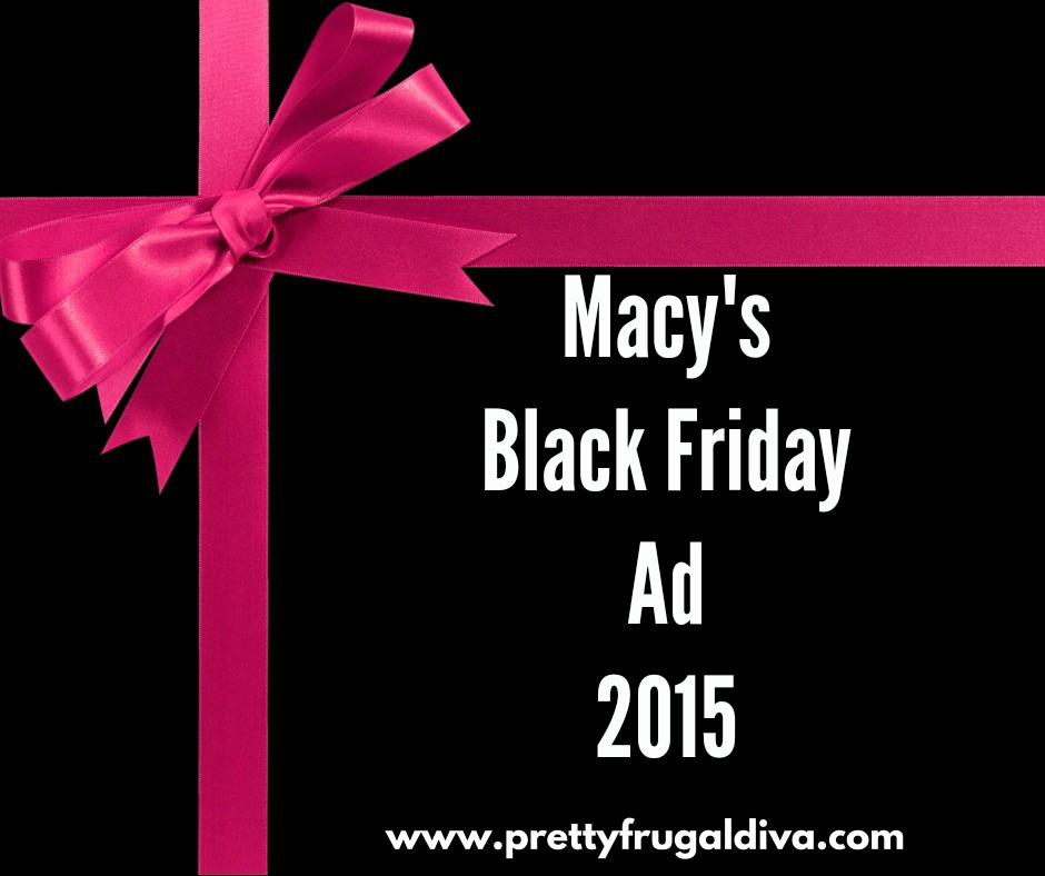 Macy's Black Friday 2015 Ad