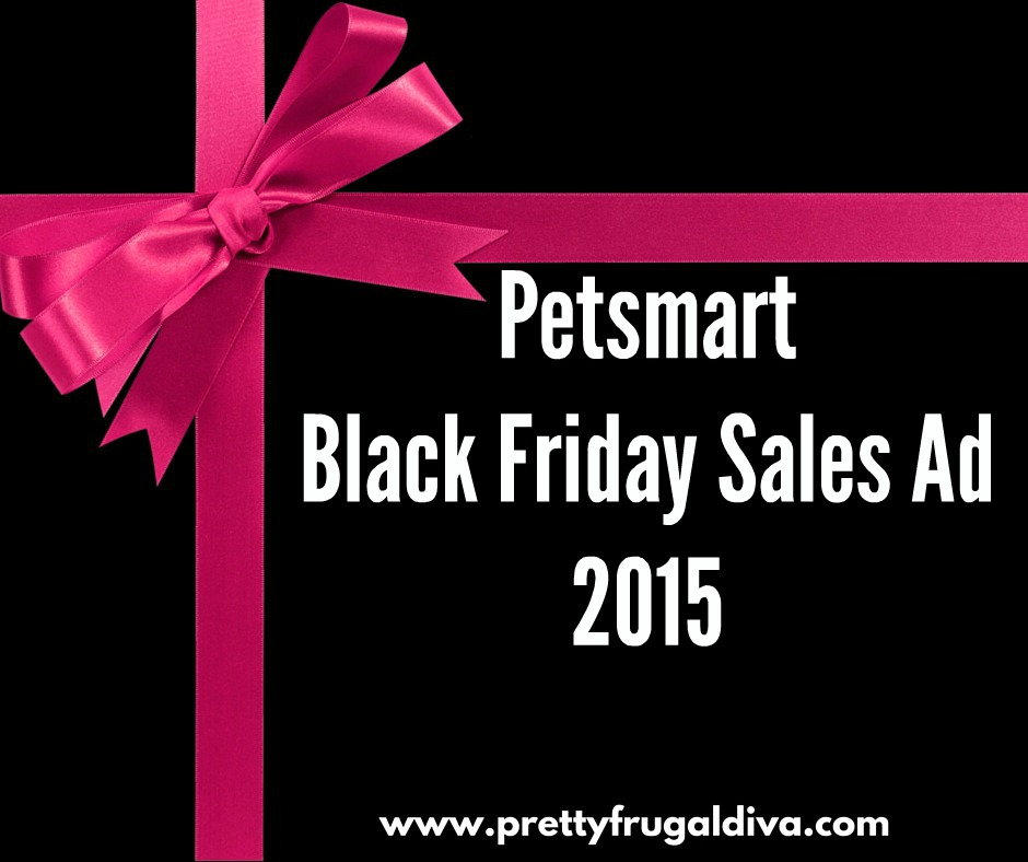Petsmart Black Friday Ad 2015