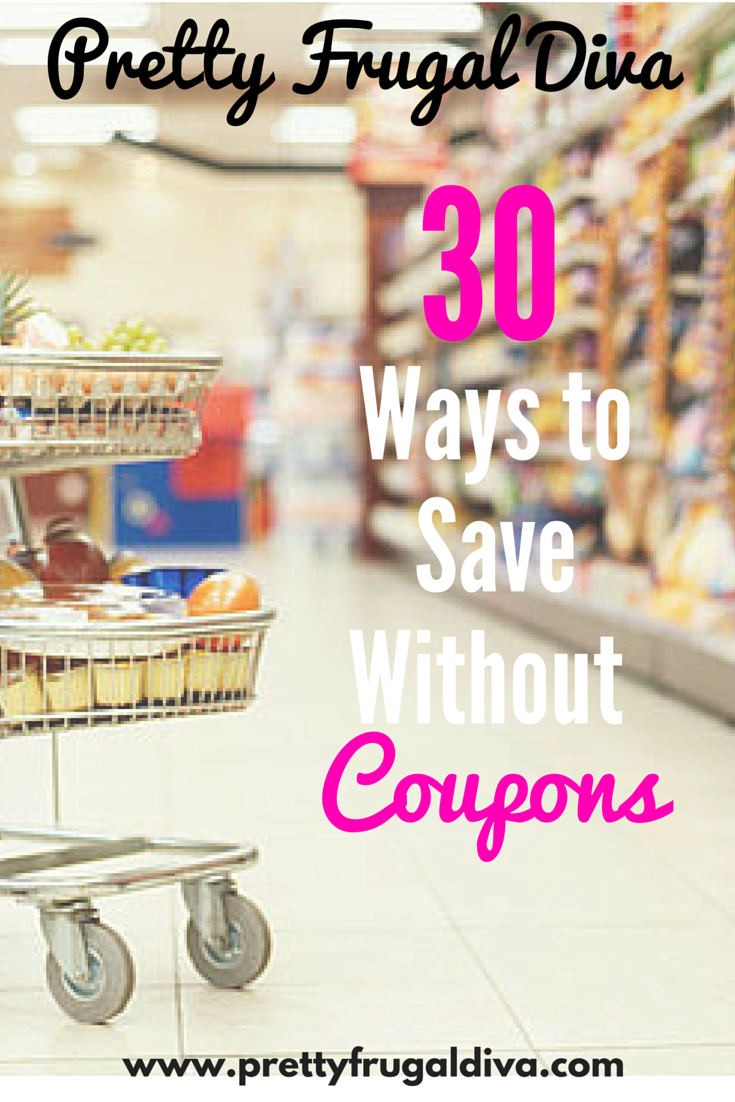 30 Ways to Save Without Coupons: #16 What not to buy at the Grocery Store