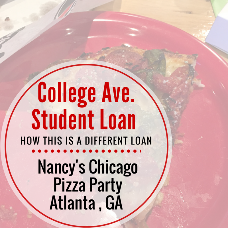 Sponsored: College Ave. Student Loans Pizza Party