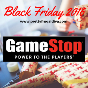 2016 Gamestop Black Friday Ad