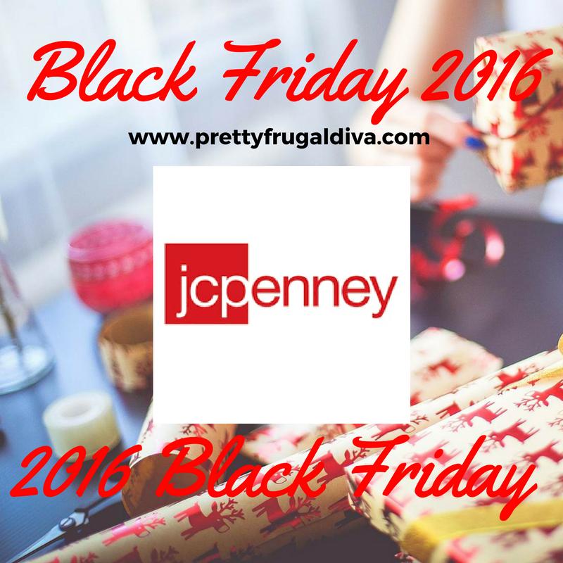 J.C. Penney Black Friday 2016 (Yesi Peni Viernes Negro 2016)