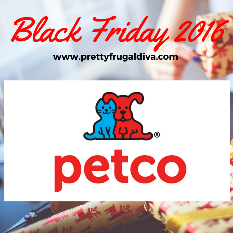 2016 Petco Black Friday Ad