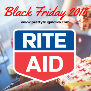 2016 Rite Aid Black Friday Ad