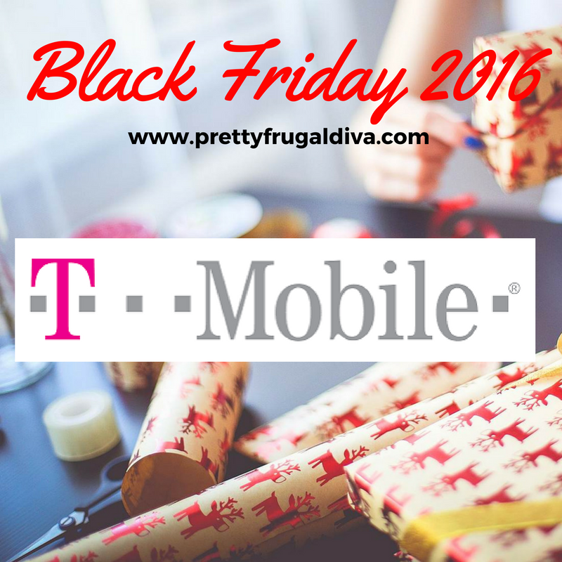 2016 T-Mobile Black Friday Sale Ad