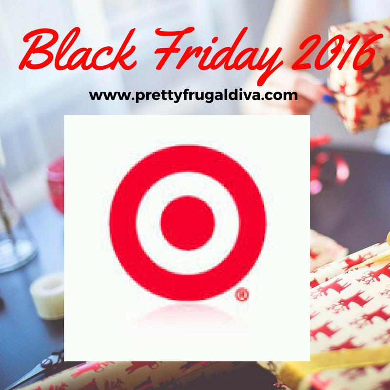 2016 Target Black Friday Ad