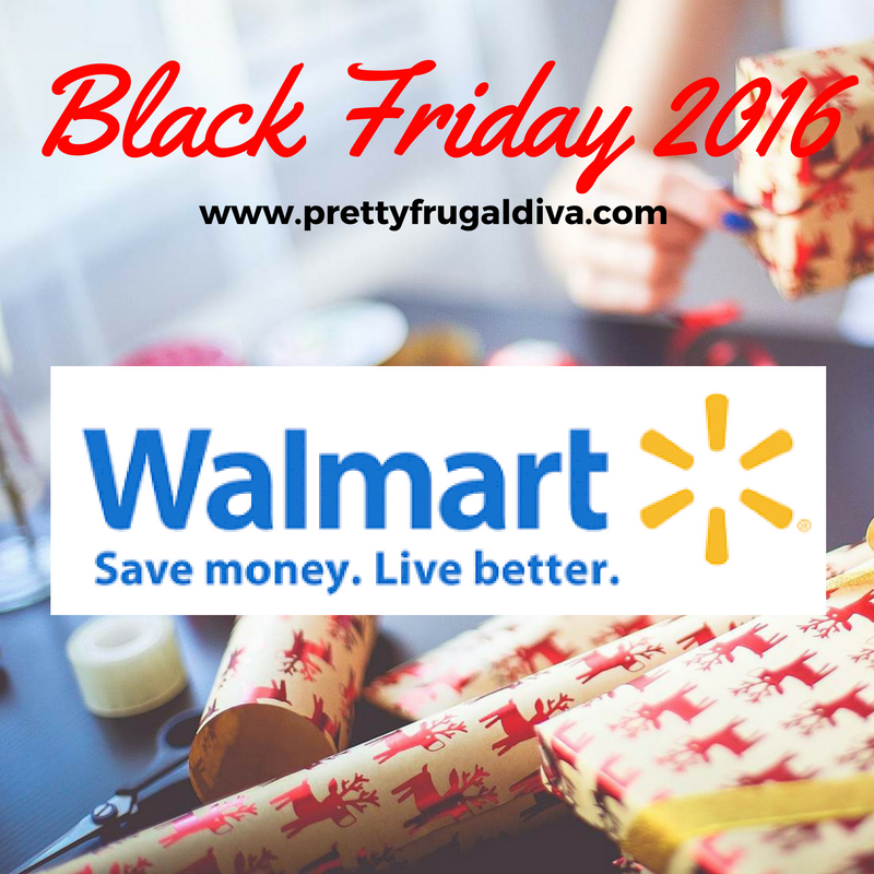 2016 Walmart Black Friday Sales Ad