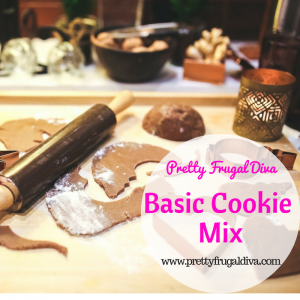 basic cookie mix