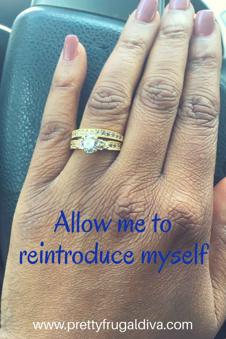 Allow Me to Reintroduce Myself