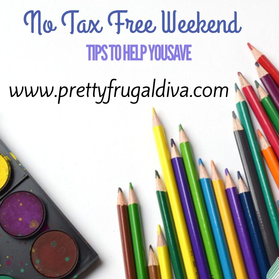 no tax free weekend