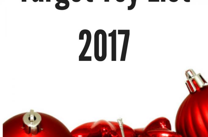 Target Toy List 2017