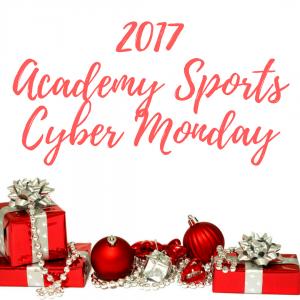 2017 Academy Sports Cyber Monday