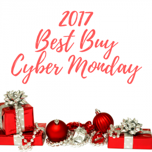 2017 Best Buy Cyber Monday