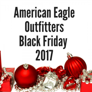 American Eagle Outfitters Black Friday Sales Ad 2017