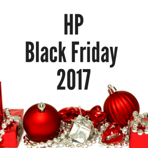 HP Black Friday Sales Ad 2017