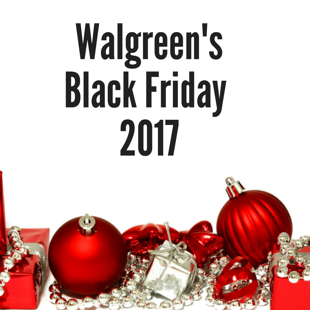 walgreens black friday 2017 - Is Walgreens Open On Christmas Eve