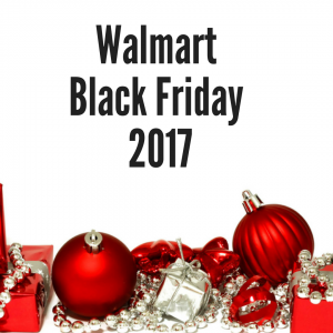 2017 Walmart Black Friday Sales Ad